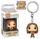Funko Keychain Hermione Granger Holiday