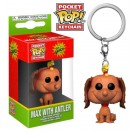 Funko Keychain Max with Antler