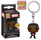 Funko Keychain Miles Morales Gamer Chase
