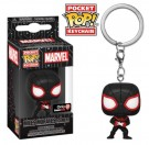 Funko Keychain Miles Morales Gamer