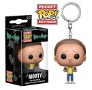 Funko Keychain Morty