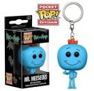 Funko Keychain Mr. Meeseeks