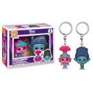 Funko Keychain Poppy & Branch