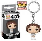 Funko Keychain Princess Leia