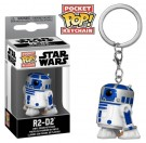 Funko Keychain R2-D2