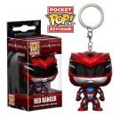 Funko Keychain Red Ranger
