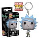 Funko Keychain Rick
