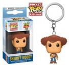 Funko Keychain Sheriff Woody