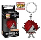 Funko Keychain Sora Monsters Inc