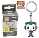Funko Keychain The Joker Gamer GITD