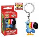 Funko Keychain Toucan Sam