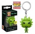 Funko Keychain Toxic Rick