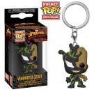 Funko Keychain Venomized Groot
