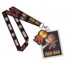 Funko Lanyard Iron Man