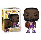 Funko Lebron James Purple Jersey