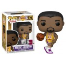 Funko Magic Johnson Lakers Home Jersey