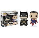 Funko Metallic Batman vs Superman