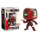 Funko Metallic Deadpool First Appearance