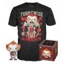 Funko Metallic Pennywise Box