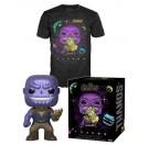 Funko Metallic Thanos Box