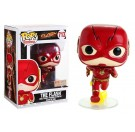 Funko Metallic The Flash Running