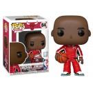 Funko Michael Jordan Red Warm-Ups