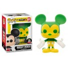 Funko Mickey Mouse Green & Yellow