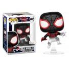 Funko Miles Morales Spider Suit Translucent