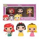 Funko Mini Ariel, Snow White & Aurora