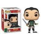 Funko Mulan as Soldier Ping