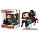 Funko Mulan Riding Khan