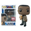 Funko Nick Fury with Goose the Cat