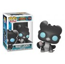 Funko Night Lights Black with Blue Eyes