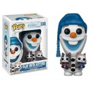 Funko Olaf with Kittens
