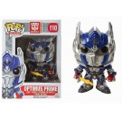 Funko Optimus Prime with Sword Exclusive