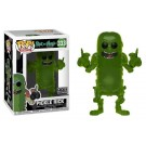 Funko Pickle Rick Translucent