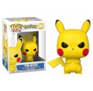 Funko Pikachu Angry