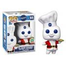 Funko Pillsbury Doughboy Santa Suit