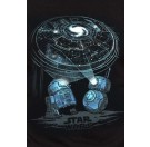 Funko Pop Tee Droids Map to Skywalker XL