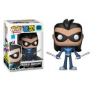 Funko Robin as Nightwing