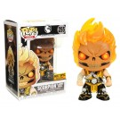 Funko Scorpion Flaming Skull