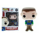 Funko Sheldon Cooper Batman Shirt