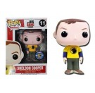 Funko Sheldon Cooper Hawkman Shirt