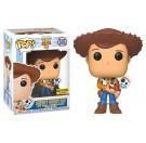 Funko Sheriff Woody Holding Forky