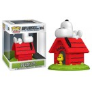 Funko Snoopy & Woodstock with Doghouse