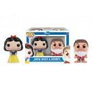 Funko Mini Snow White & Grumpy