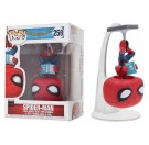 Funko Spider-Man Upside Down