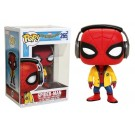 Funko Spider-Man with Headphones