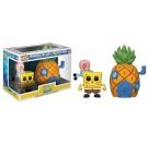 Funko Spongebob with Gary & Pinapple House