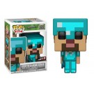 Funko Steve in Diamond Armor